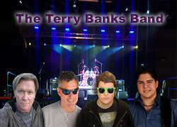 The Terry Banks Band - 2012
