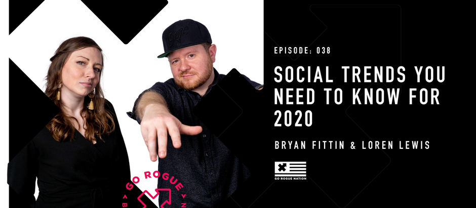 Social Trends You Need to Know in 2020