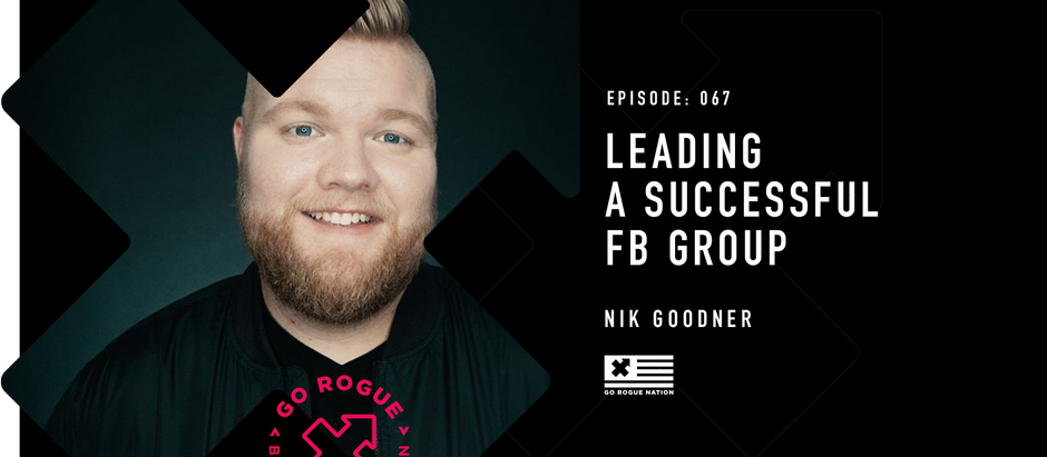 Leading Your Facebook Group with Nik Goodner of CRTVChurch