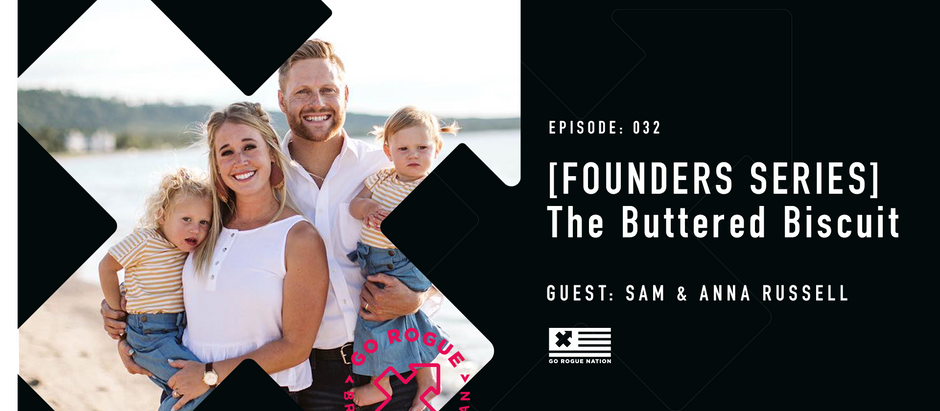 [FOUNDER SERIES] Sam & Anna of The Buttered Biscuit