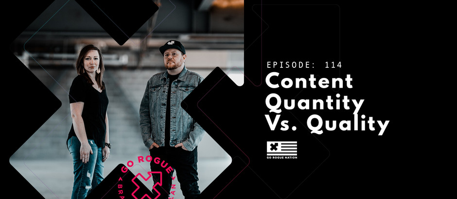 Content Quantity Vs. Quality When Achieving Your Company's Goals