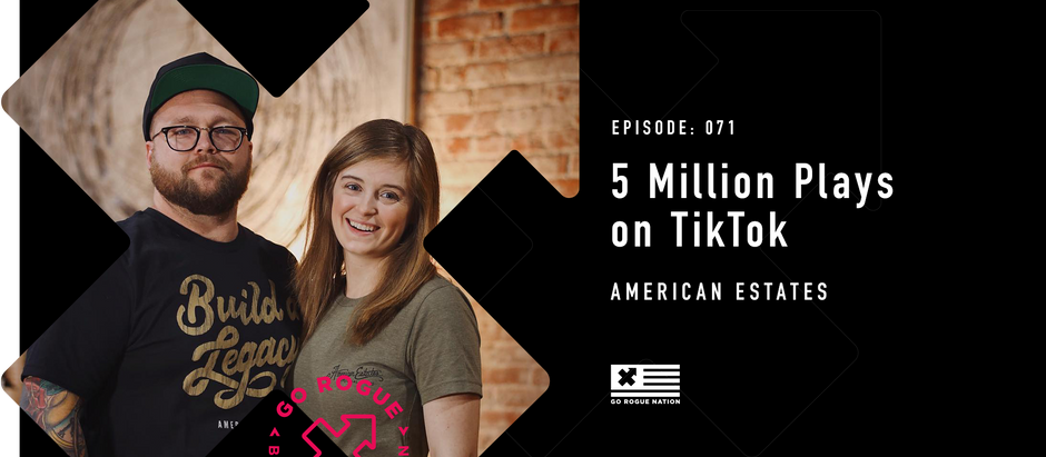 5 Million Plays on TikTok w/ American Estates