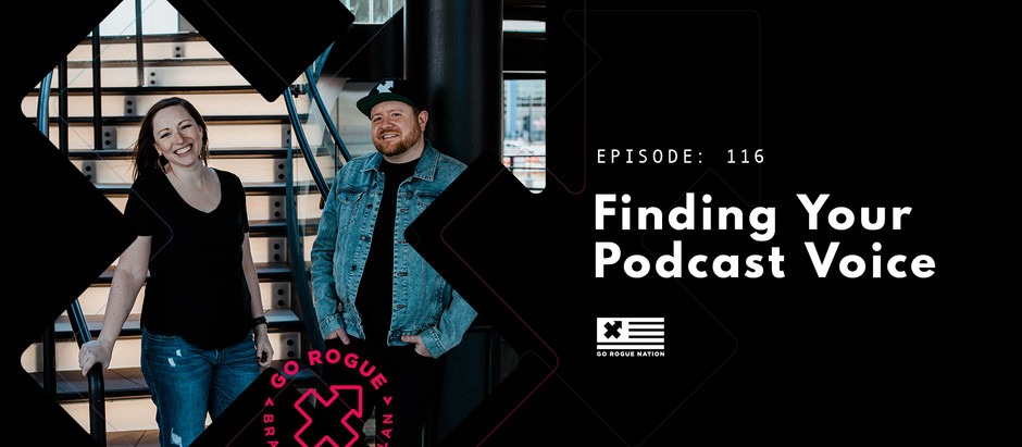 Finding Your Podcasting Voice