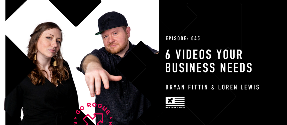 6 Videos Your Business Needs
