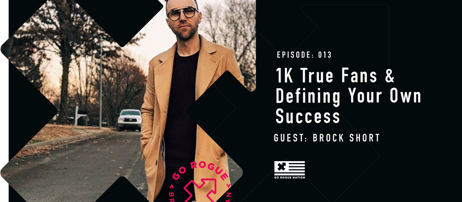 1K True Fans & Defining Your Own Success