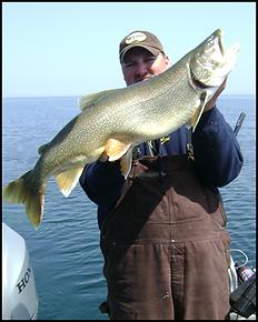 Fishing Charters on Lake Erie