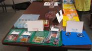 Creativity Table for Jewlery