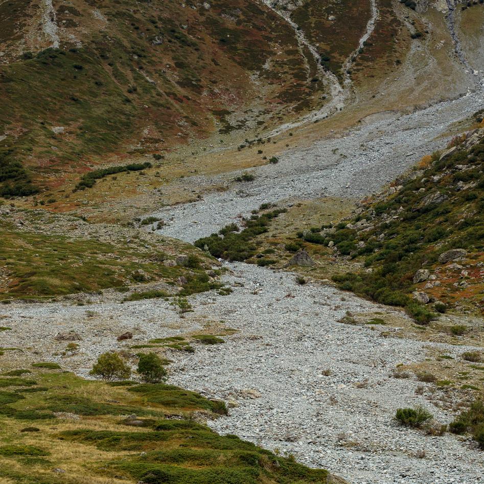Lost valley Ecrins