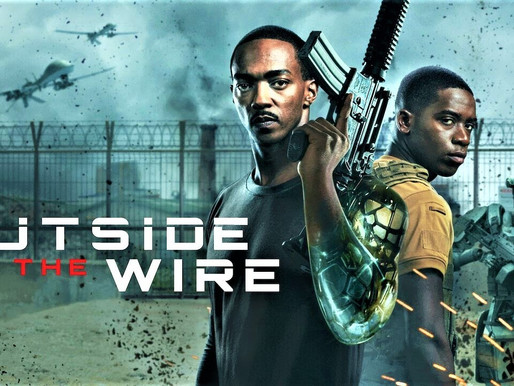 Outside the Wire - Netflix film review