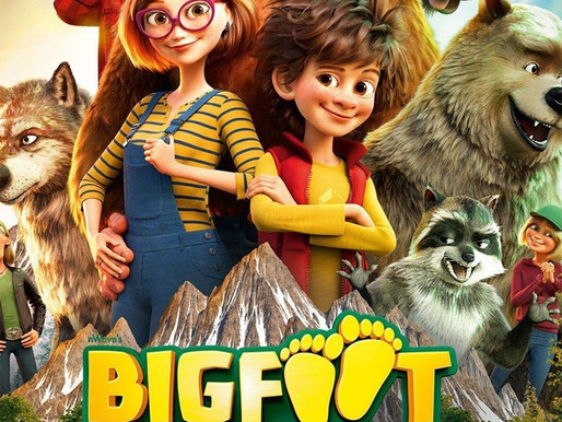 Bigfoot Family - Netflix film review
