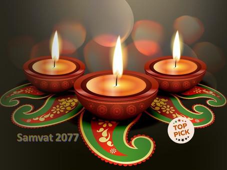 Diwali Special - Top Picks for Samvat 2077