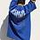 Thumbnail: グラフィック シンプルTシャツ SUT(ブルー)