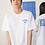 Thumbnail: グラフィック シンプルTシャツ SUT(ホワイト)