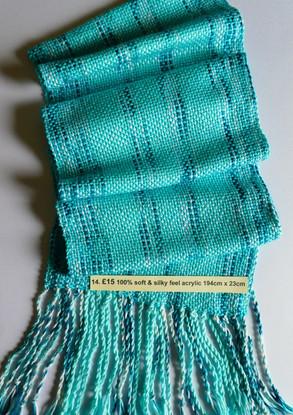 £15 soft & silky feel acrylic