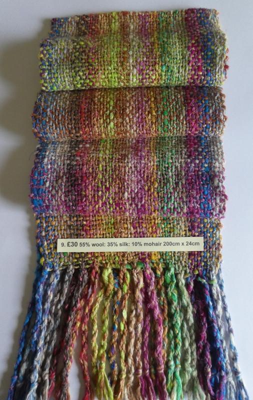 £30 wool,silk & mohair