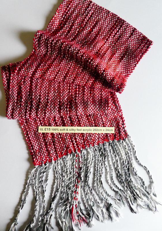 £15 soft & silky acrylic