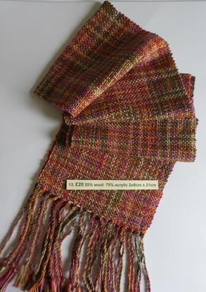 £20 wool & acrylic