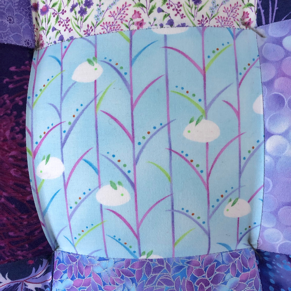 Bunny Willows fabric