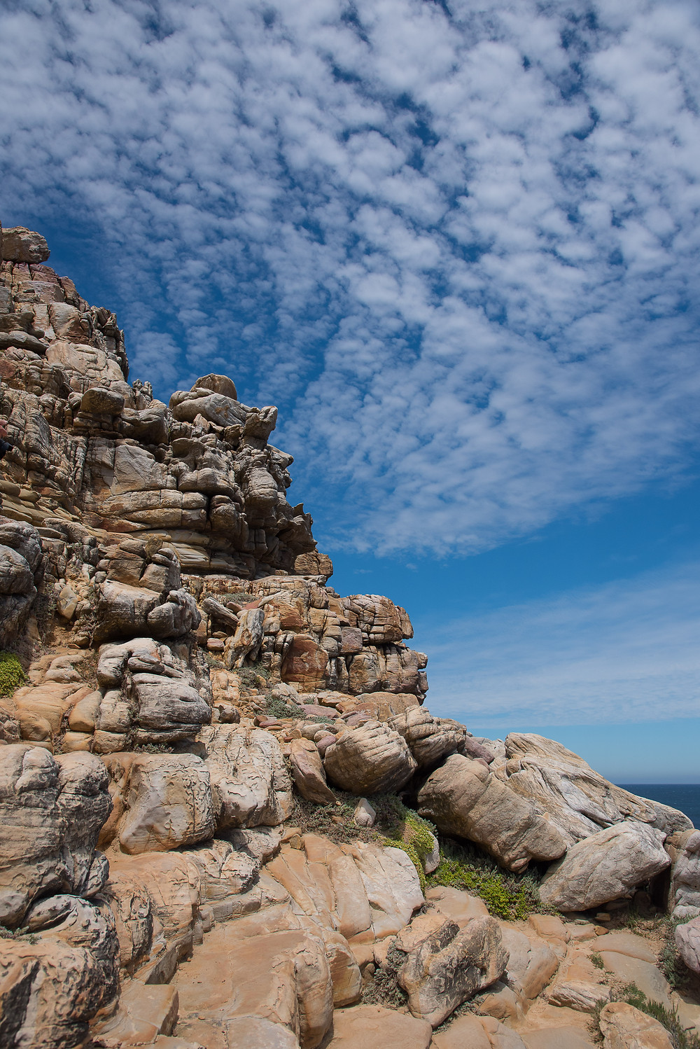 Mountain breathing clouds, Cape of Good Hope, South Africa