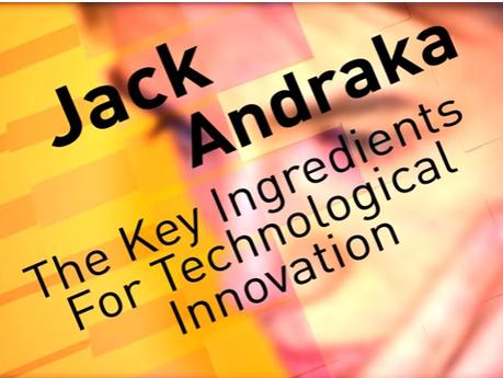Jack Andraka - How to innovate