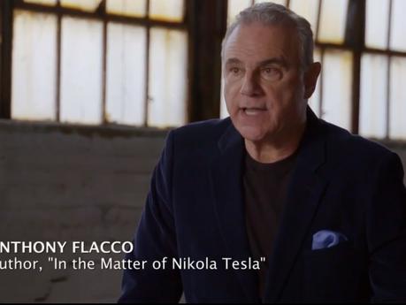 Anthony Flacco- In the Matter of Nikola Tesla