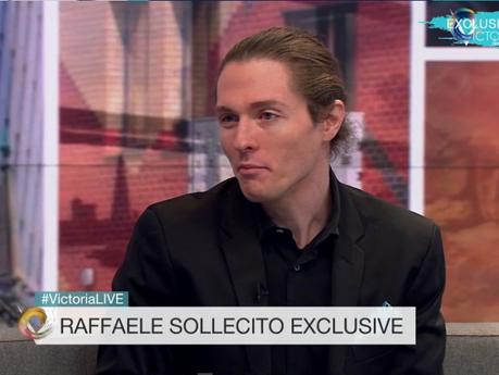 Raffaele Sollecito - BBC TWO