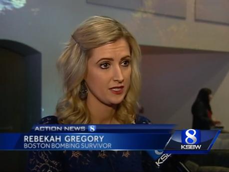 Rebekah Gregory - KSBW8