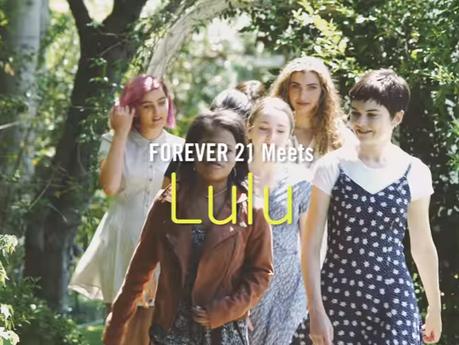 Lulu Cerone-Forever 21 Meets Lulu