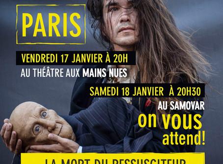 A Paris!!