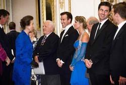 NFA 2002 BP Princess Royal line up