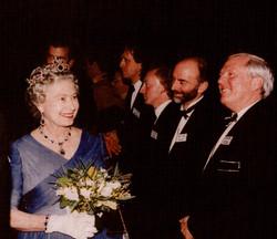 Dougie & The Queen