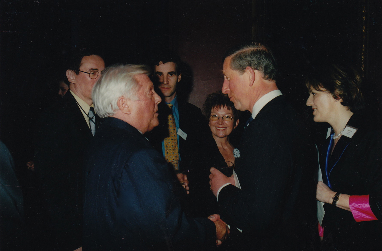 Dougie & Prince Charles