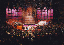 joy to the world ablert hall