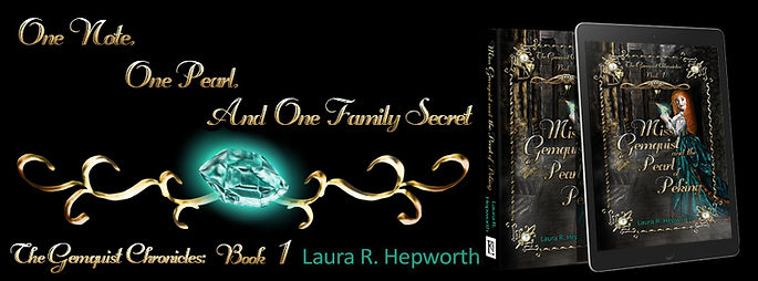 The Gemquist Chronicles by Young Adult indieauthor Laura R. Hepworth