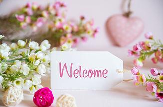 Rose Spring Flowers Decoration, Label, H