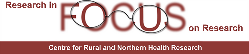 Research in focus on research banner
