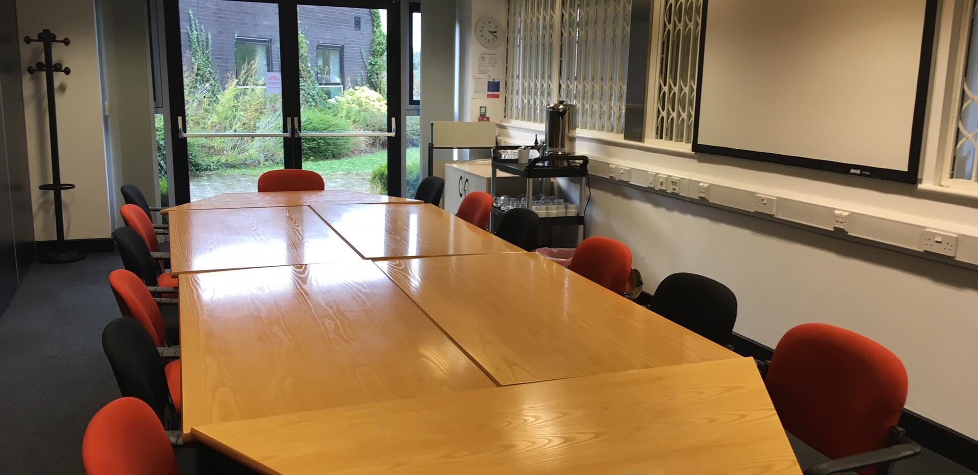 links care training room fusion rotherha