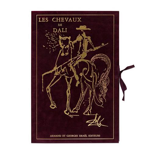 "Portfolio 18 Lithographs ""Les Chevaux de Dali"" (""The Horses of Salvador Dali"")"