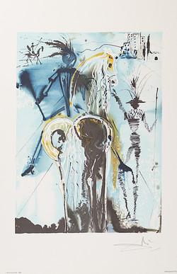 DALI - Don Quichotte (1983)