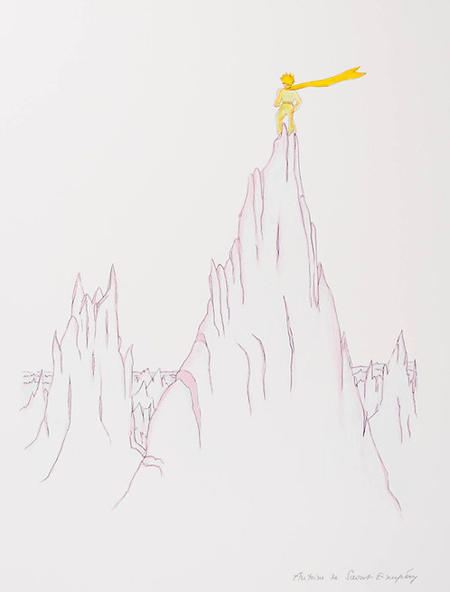 Le Petit Prince sur les cimes (The Little Prince On A High Mountain)