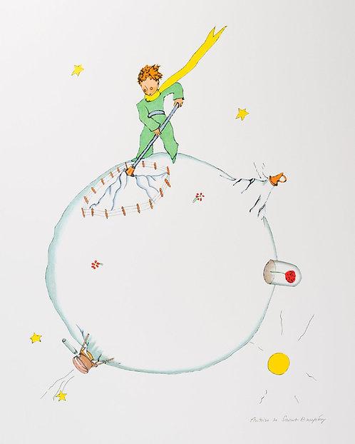 Le Petit Prince et le volcan (The Little Prince's Volcano)