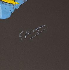 Georges Braque - Acheloos