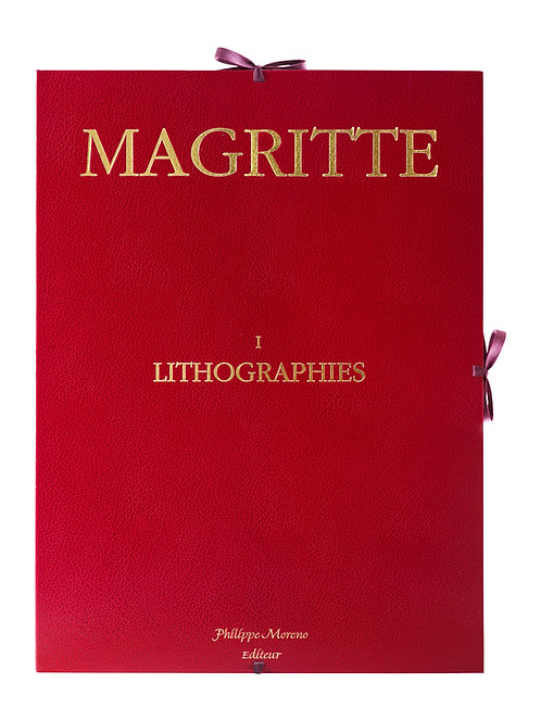 Magritte Lithographies I