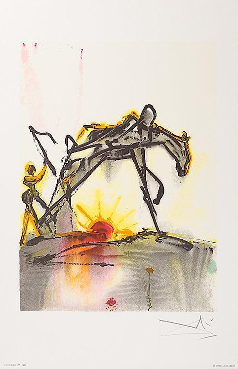 Le Cheval de Labeur (The Horse of Labor)