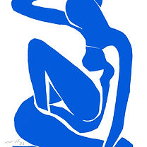 MATISSE - Nu bleu 1