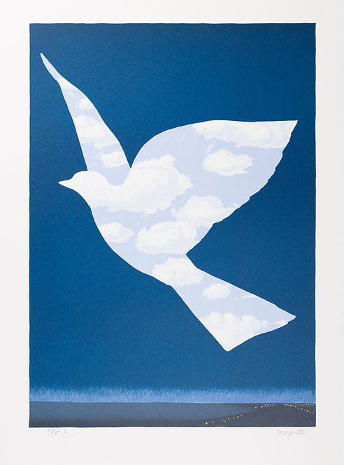L'Oiseau de Ciel (The Sky Bird)