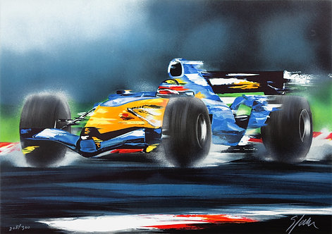 Renault F1 (Alain Prost)