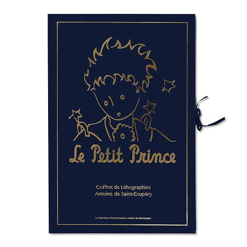 """Portfolio 12 Lithographies """"Le Petit Prince"""""""