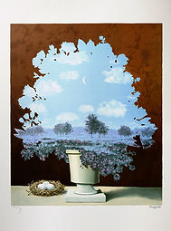 MAGRITTE - II - 2 - Le pays des miracles