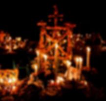 Cucuchucho Dia de Muertos 2017 - Michoac